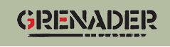 logo - grenader kirjastus