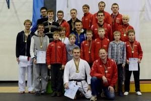 Karate EMV 2014