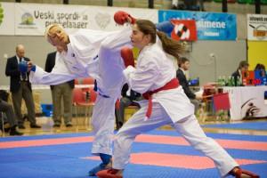 Est Open -55kg võitja Kerttu Rahe. Foto: Hille-Mai Pähklamägi